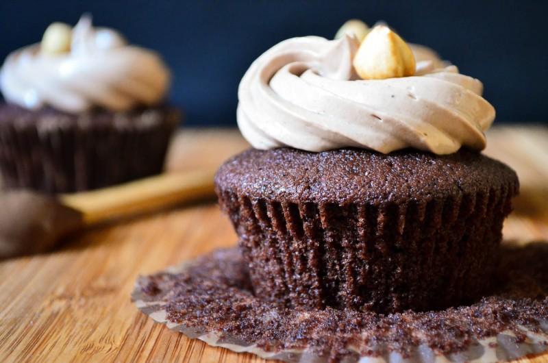 Nutella Cupcake #2