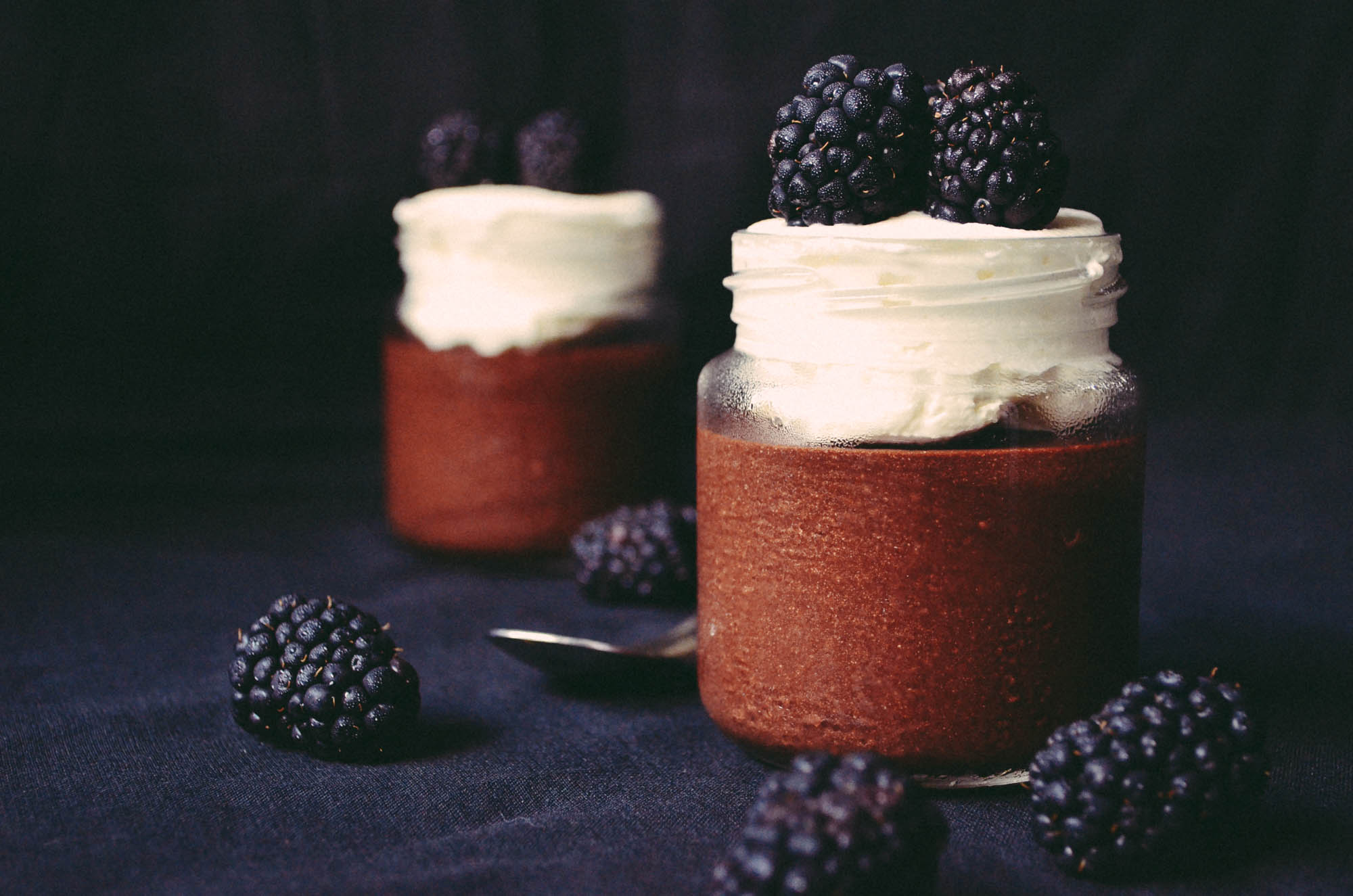 chocolate mousse 5