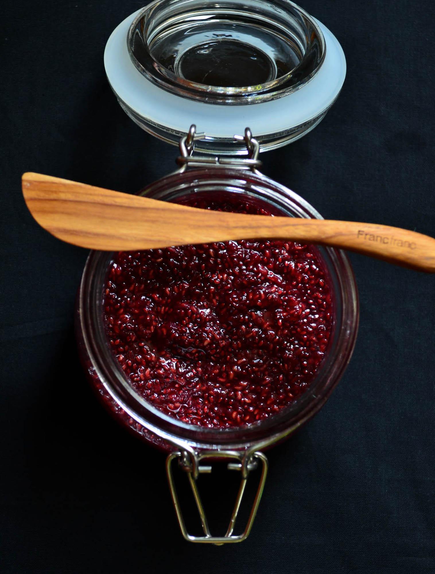 raspberry rose jam-6