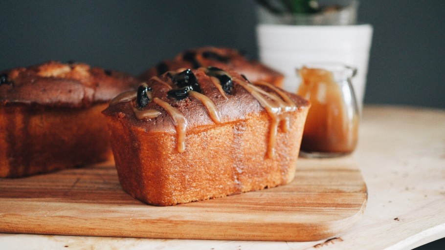 Spiced Prune Cake