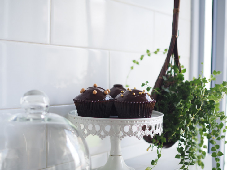 Espresso Stout Chocolate Cupcakes