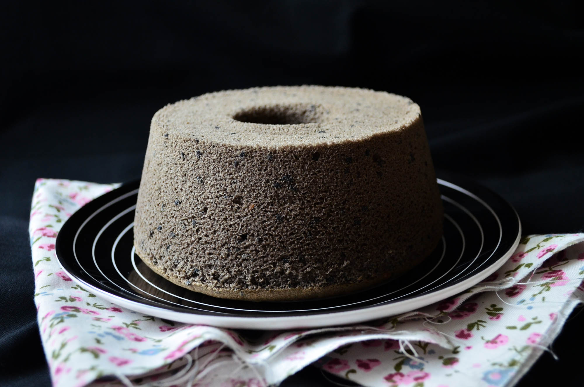 How To Bake Chiffon Cake Video